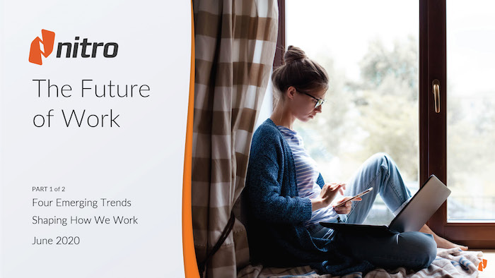 The Future of Work Part 1