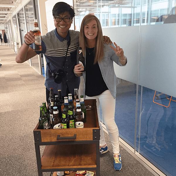 Nitro Beer Cart