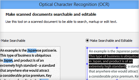 How to Use OCR on PDFs with Nitro Pro   Nitro Video
